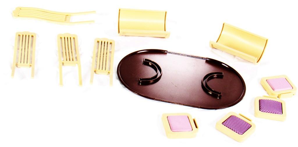 Столовая для кукол Коллекция фото