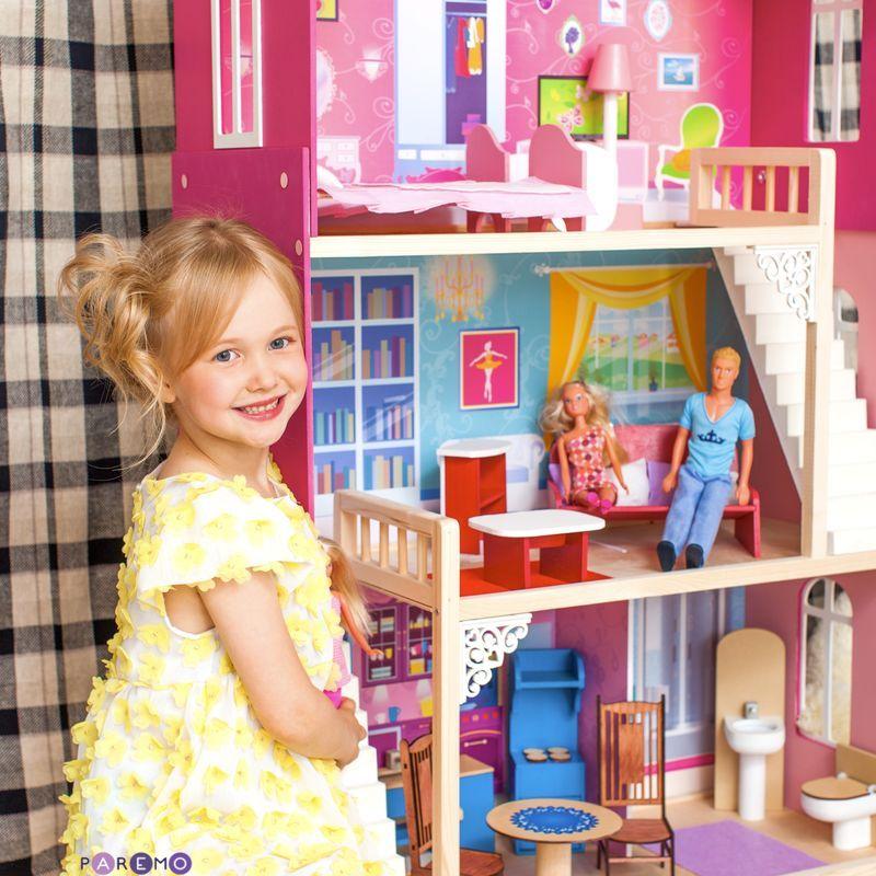 Домик для Барби Вдохновение Паремо фото